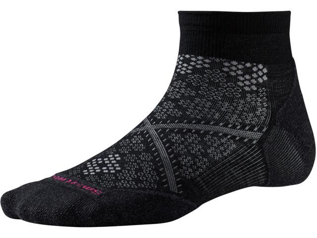 Smartwool W's PhD Run Light Elite Sock Low Cut black